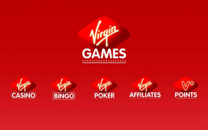 Virgin games casino game options
