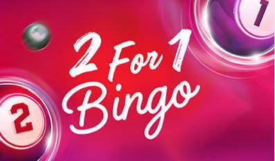 2 for 1 bingo Virgin Games