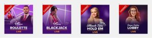 Virgin Games live streaming
