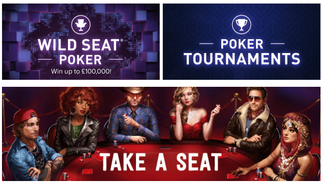 How to Play Online Poker on Virgin Games
