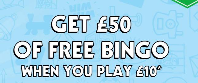 MONOPOLY Bingo Welcome offer